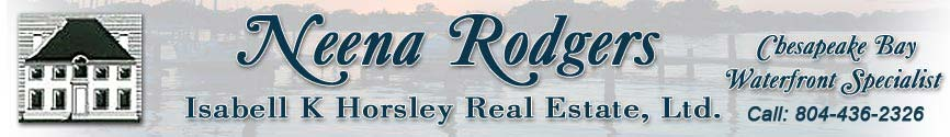 Chesapeake Bay Real Estate / Chesapeake Bay Virginia waterfront real estate – Neena's Real Estate
